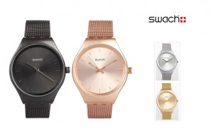 ساعت مچی Swatch مدل Iron