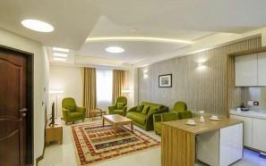 هتل آپارتمان سه ستاره حیات شرق