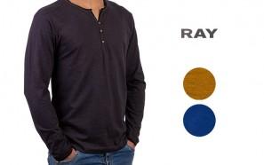 بلوز آستین بلند مردانه RAY