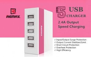 USB هاب پنج پورت REMAX