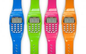 ساعت مچی ماشین حسابدار Sport