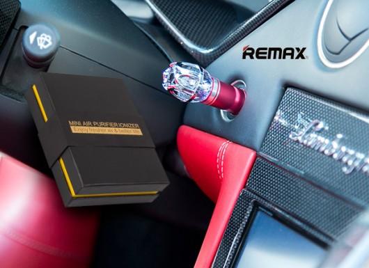دستگاه تصفیه هوا خودرو Remax Air