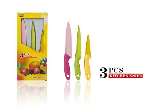 حراج چاقو ۳ تکه Kitchen Knife در هایپرشاین