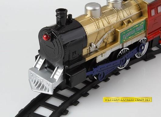 قطار اسباب بازی Western