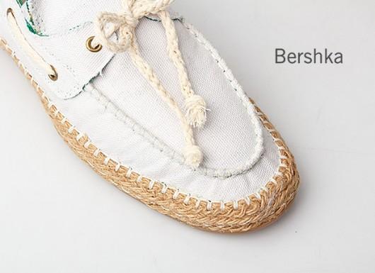 کفش اسپرت اصفهان سایت تخفیف و خرید گروهی گلدتگ   کفش مردانه Bershka مدل گیوه ای