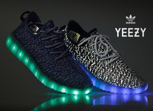 کفش Yeezy مدل LED