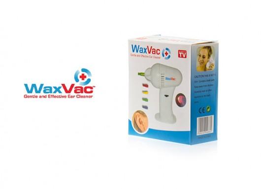 فروش با تخفیف گوش پاک کن برقی Wax Vac در هایپرشاین