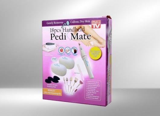 ست مانیکور Pedi Mate - - hypershine.ir -  فروشگاه هایپر شاین