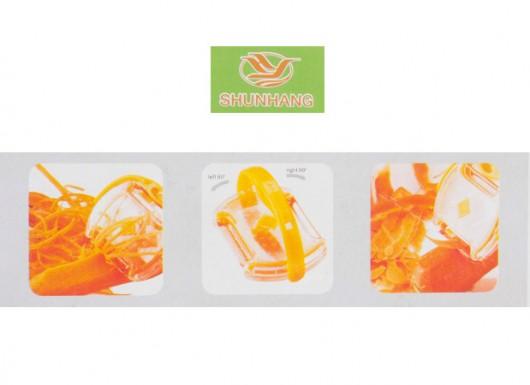 عکس، تخفیف و فروش ویژه پوست کن چندکاره SHUNHANG در هایپرشاین - hypershine.ir