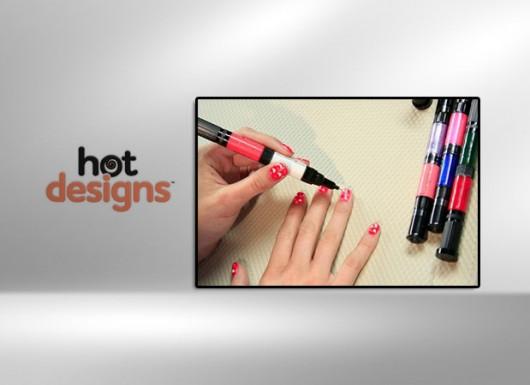 حراج قلم طراحی ناخن Hot Design در فروشگاه هایپرشاین