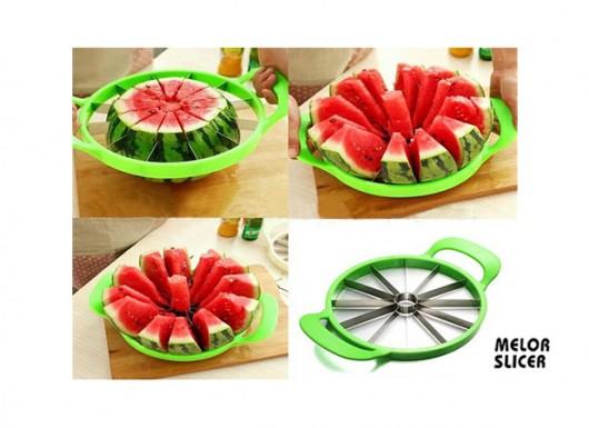 تخفیف ویژه و فروش آنلاین هندوانه قاچکن Melor Slicer در فروشگاه هایپرشاین