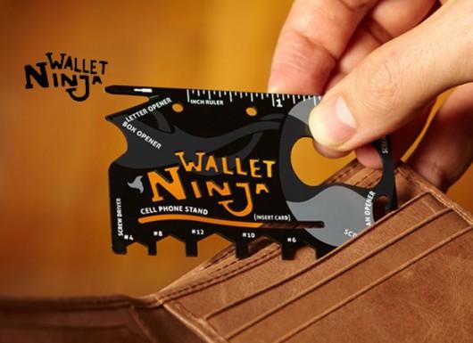 حراج Ninja Wallet هجده کاره در فروشگاه هایپرشاین